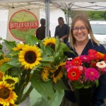 <i>Podcast: Tastes of Bainbridge: </i><br>Meet Butler Green Farms intern Rachel Bubb