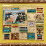 <i>Podcast: What's Up Bainbridge: </i><br>Wendy Brown collages at the Library