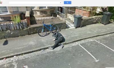 google street view bristol fail