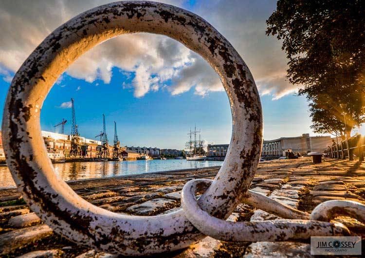 jim cossey dock