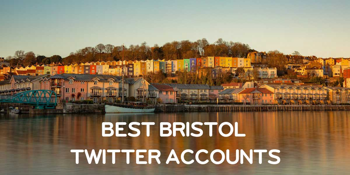 best bristol twitter accounts