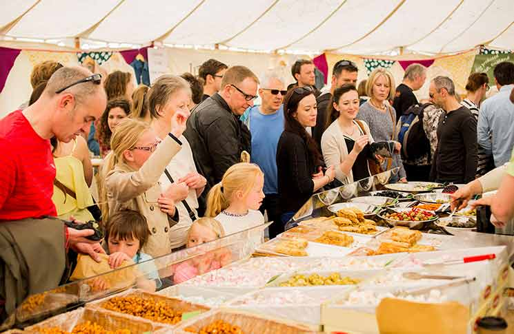 food connections festival in bristol