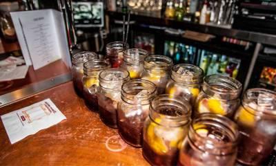 foozie cocktails