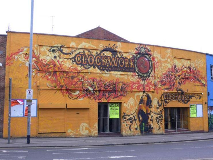 clockwork bristol club