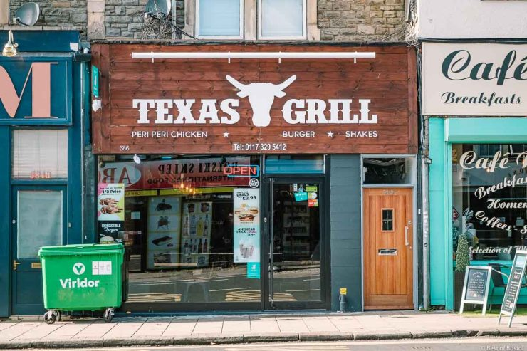 texas grill gloucester road