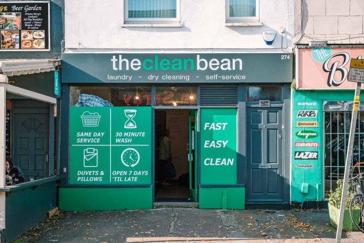 clean bean gloucester road
