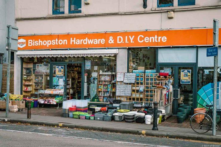 bishopston hardware & diy centre