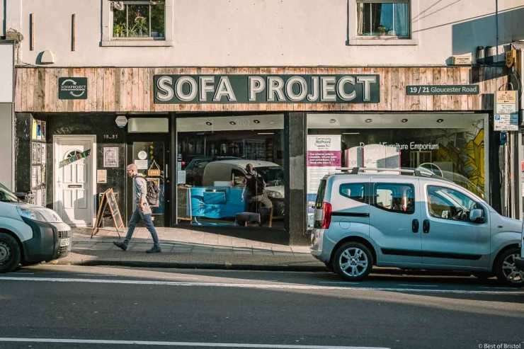 sofa project gloucester road