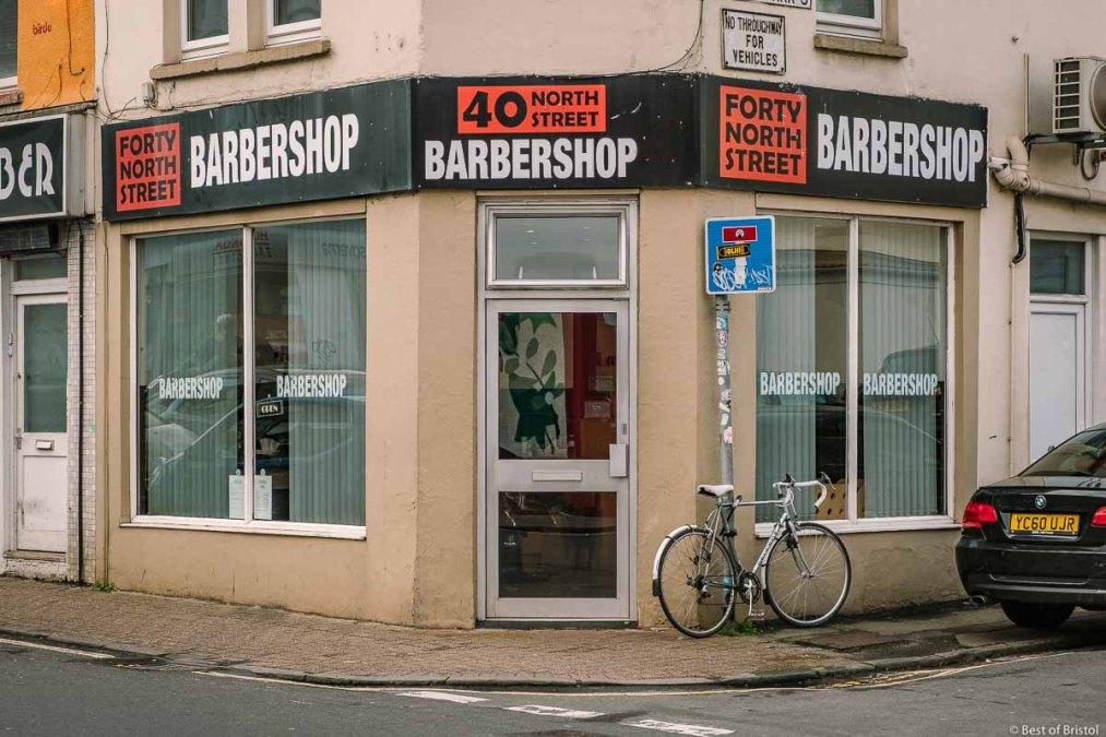 barbershop north street