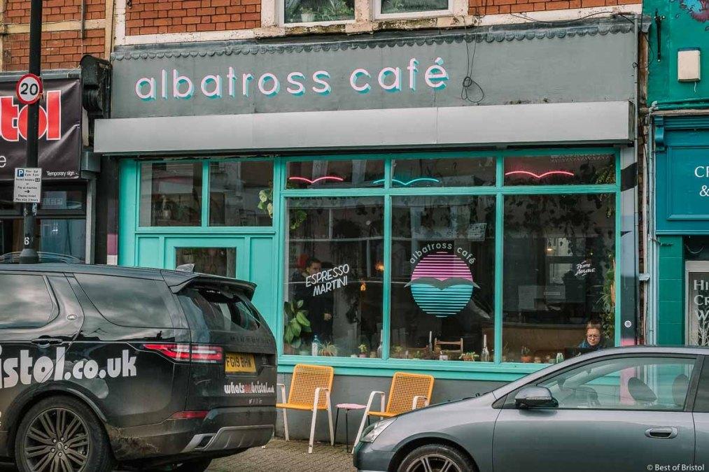 albatross cafe