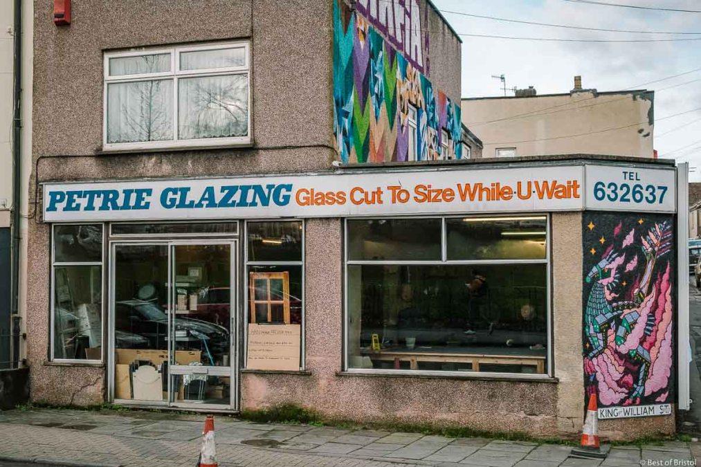 petrie glazing