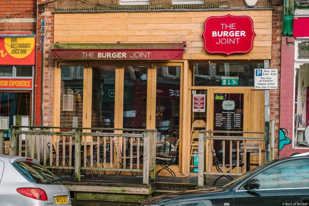 the burger joint north street
