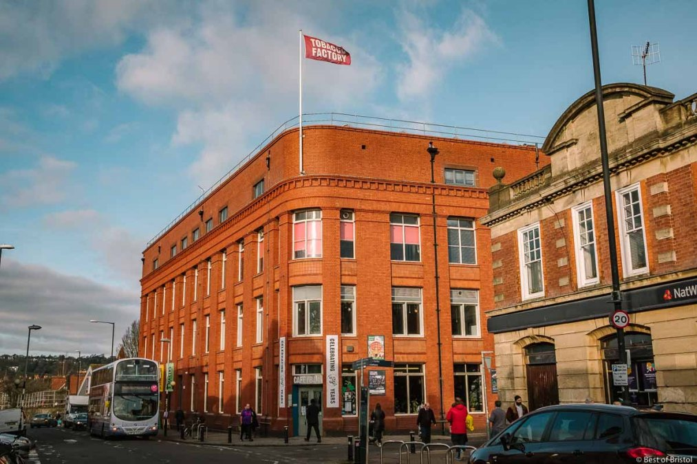 tobacco factory