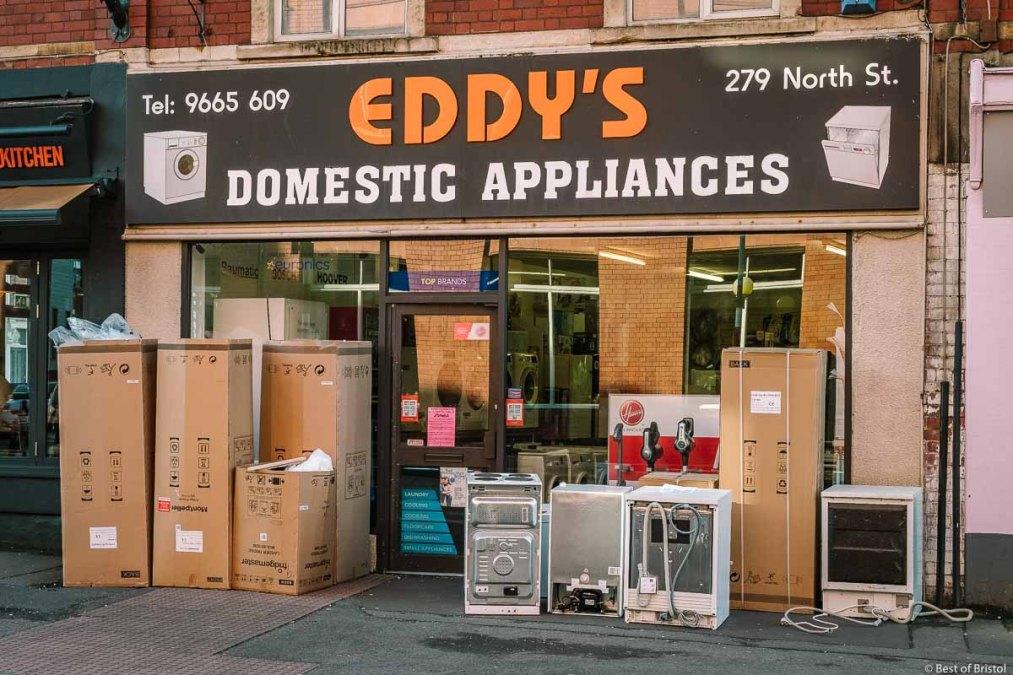 eddy domestic appliances
