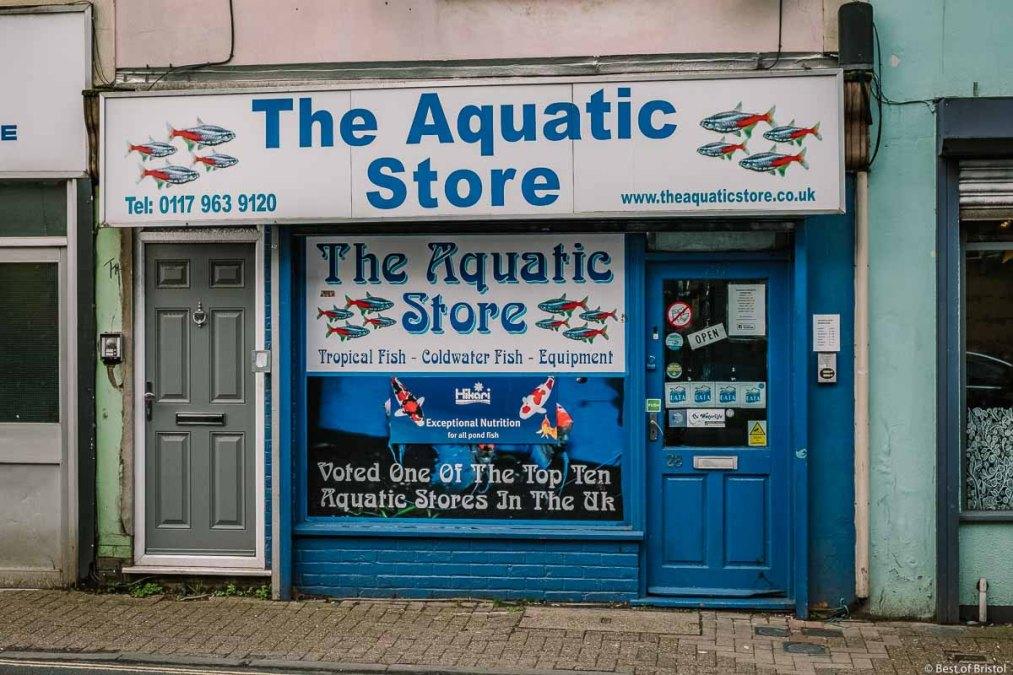 the aquatic store