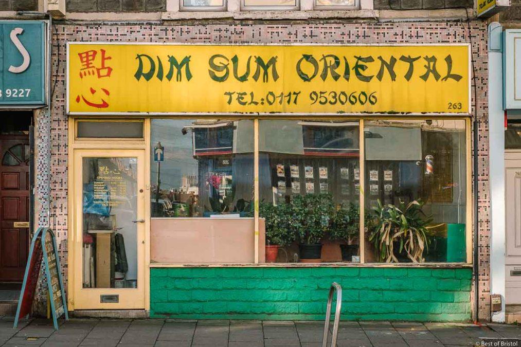 dim sum oriental