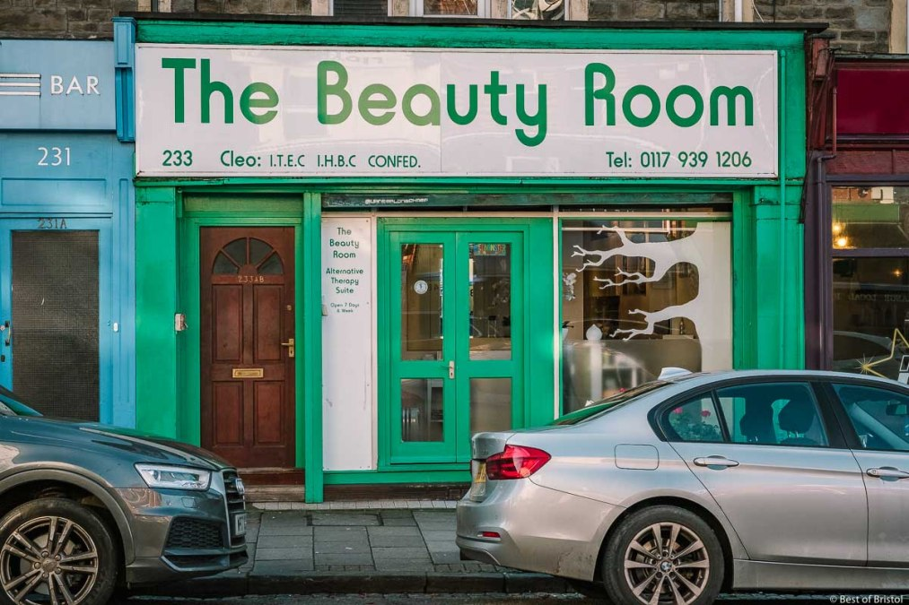 the beauty room north street