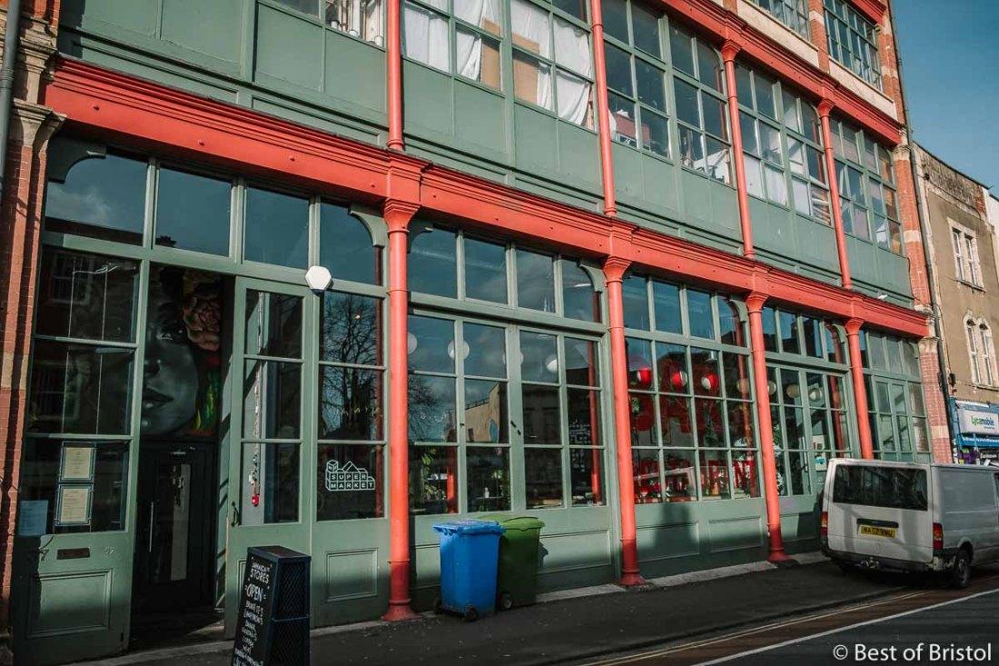 Jamica Street Stores