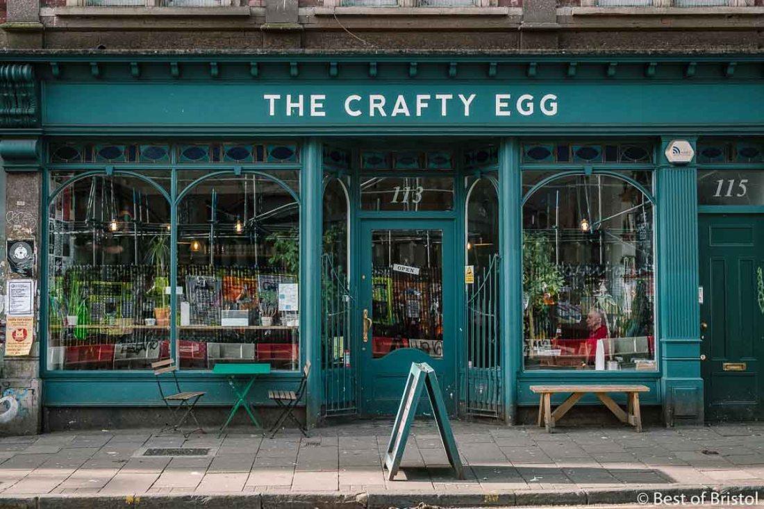 crafty egg
