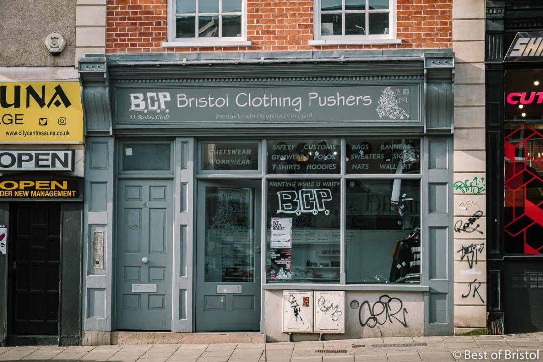 Bristol Clothing Pushers