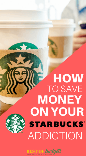 How to save money at Starbucks