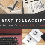 Best Transcription Software and Foot Pedals for 2021