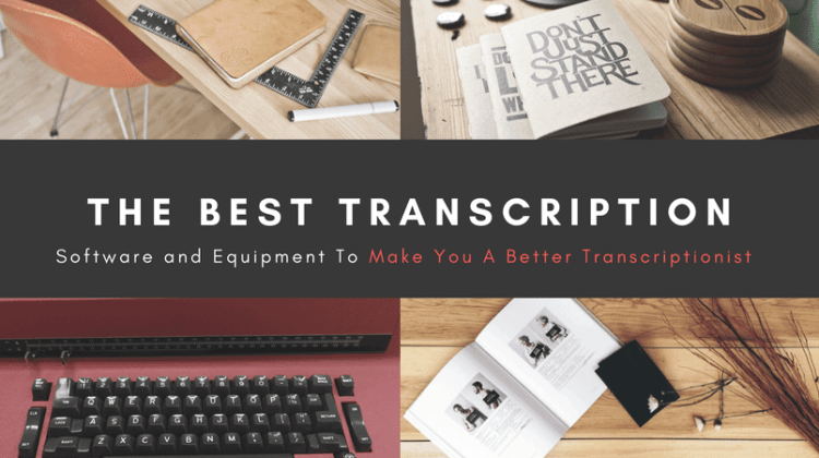 Best Transcription Software and Foot Pedals for 2020