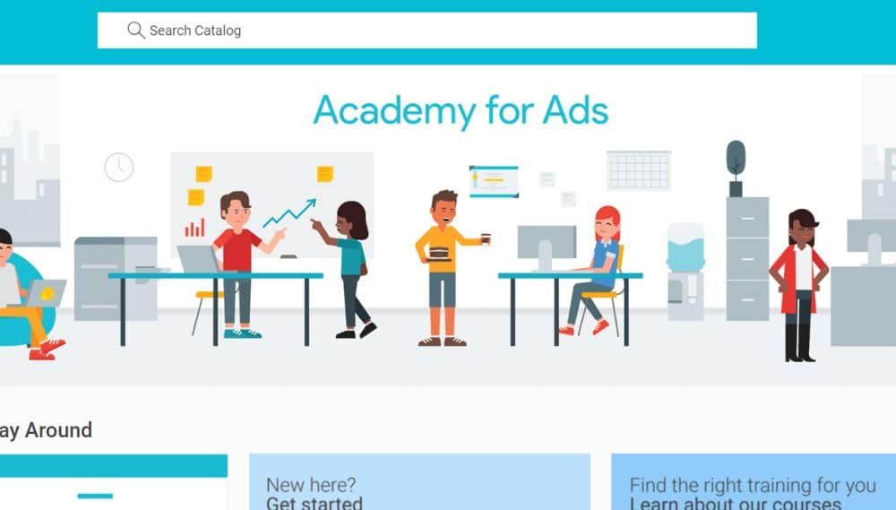 Google Adwords free training