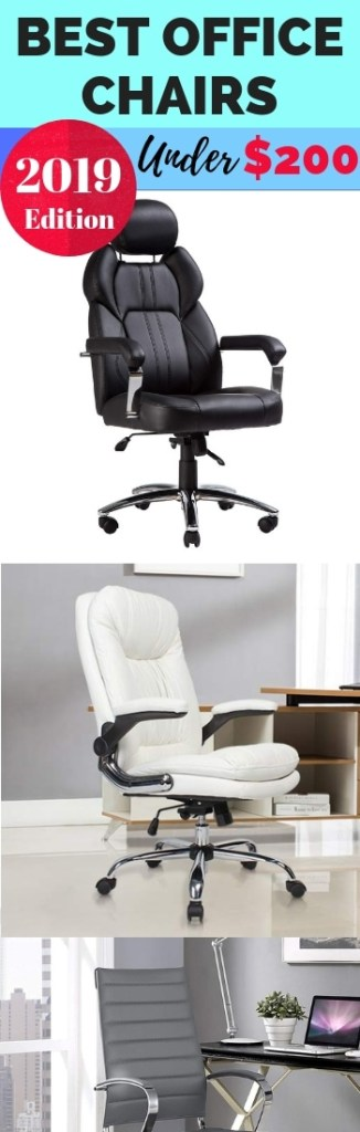 10 Best Budget Office Chairs Under 200 For Your Home Office 2019 Edition Best Of Budgets