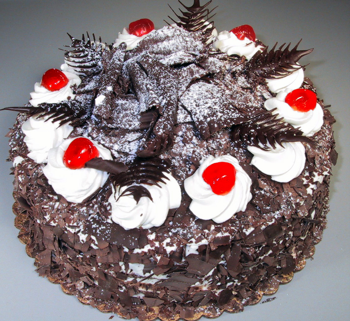 The Black Forest Cake Recipe | The Perfect Destination