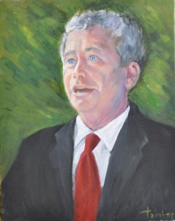Sir Timothy O'Shea, Principal, Edinburgh University