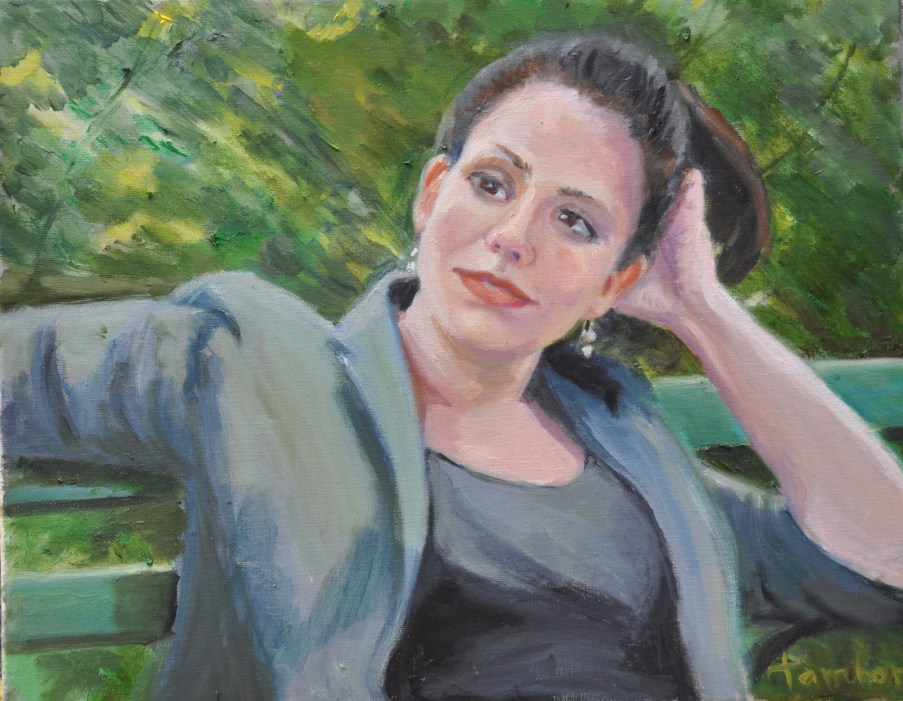 Rachel Chavkin, Director of TEAM company