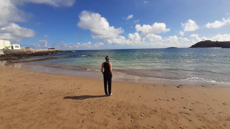 vista playa el cabron