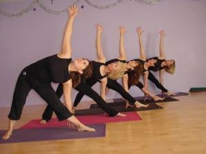 Fountain of Health Yoga Studio (Gold)