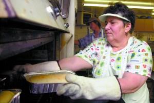 Mauro Farms & Bakery potica