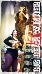 Courtesy Photo Big Bear proves to be Pueblo's favorite choice in 2017.