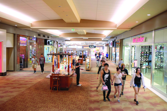 The Pueblo Mall is this years top choice for Best Shopping Center.