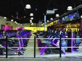 Planet Fitness remains Pueblo's favorite place to break a sweat.
