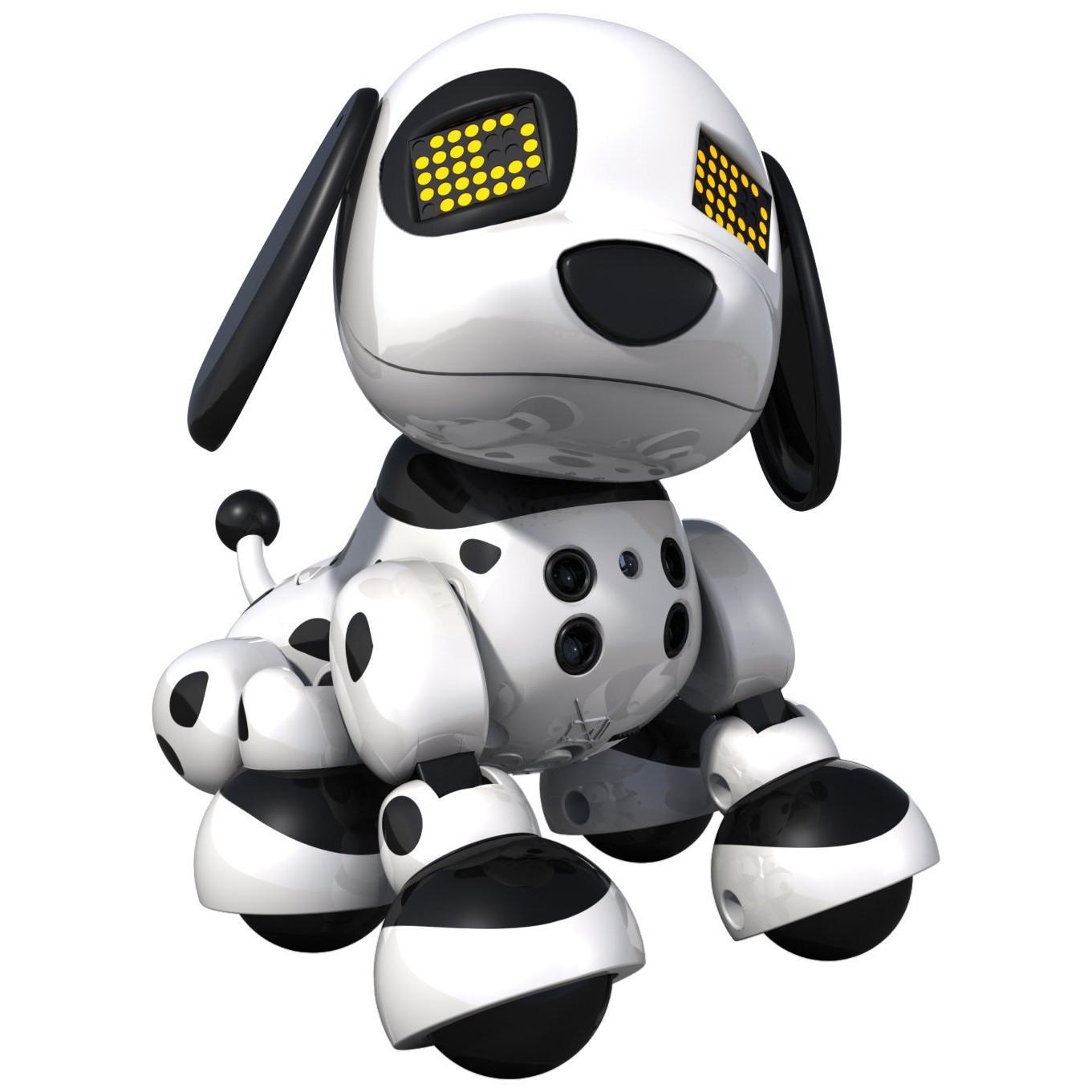 Robot Chien Spinmaster Mini Zoomer Zuppies Spot BestofRobots