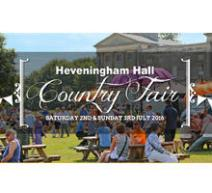 Heveningham hall country fair 2016