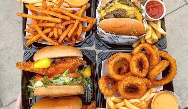 Best Burger in Redding