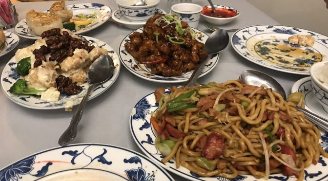 Best of the North State 2019:Best CHINESE FOOD Peter Chu's Skyroom