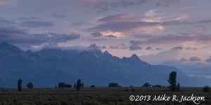 Sunrise August 22