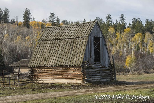 Small Barn Oct15