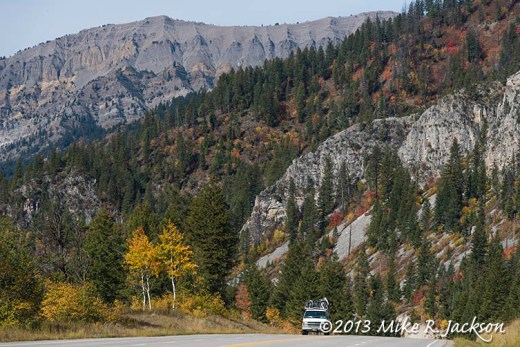 Snake River Canyon Oct 2