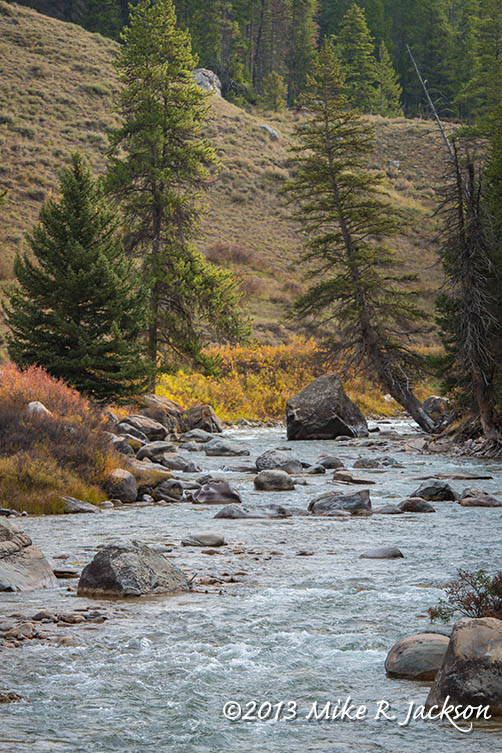 Granite Creek Oct 11