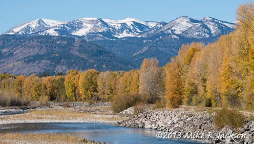 Gros Ventre River Oct 6