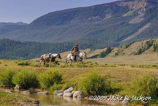 Red Rock Ranch Wrangler