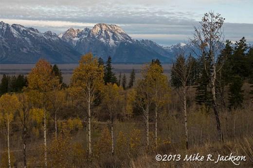 Mt Moran Oct 8