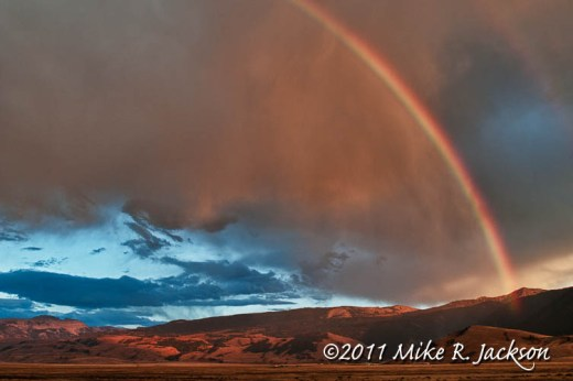 Rainbow over the Refuge